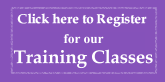 register for training classes