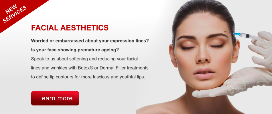 Facial Aesthetics Services